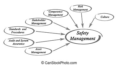 Diagram of Safety Management