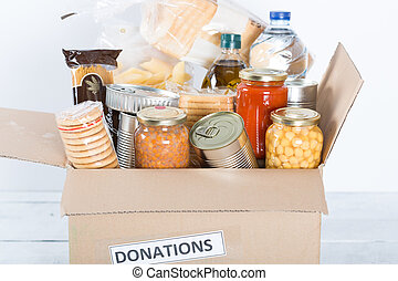 Food Safety - Supportive housing or food donation for poor