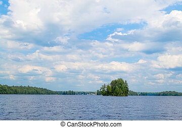 Duck lake - Picture in Duck Lake Ontario