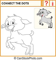 1015_31 connect the dots - Connect the dots, preschool...