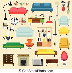 Furniture ideas for living room - Cartoon furniture for...