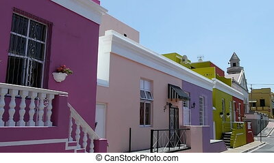 bright houses in cape town,south africa