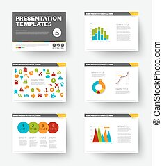 Vector Template for presentation slides 5