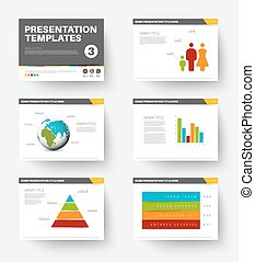 Vector Template for presentation slides 3
