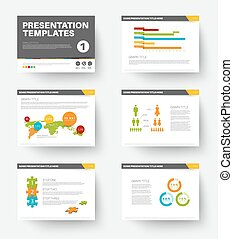 Vector Template for presentation slides 1