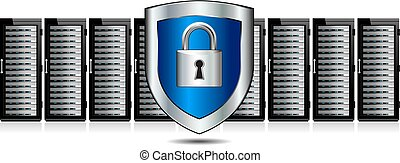 Shield Lock Servers with Shield - Network Security -...