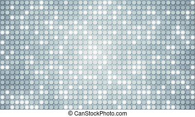 glowing glitter mosaic abstract background