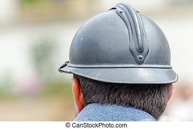 helmet - first war helmet