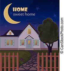 Home sweet home poster - Vintage Home sweet home poster...