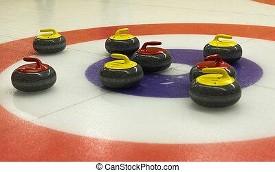 Curling,