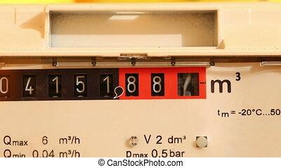 Gas Meter Timerlapse