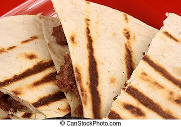 mexicano, Quesadillas