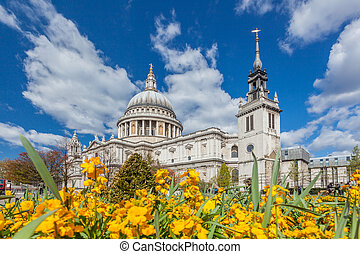 St Paul Cathedral UK - St Paul Cathedral England United...