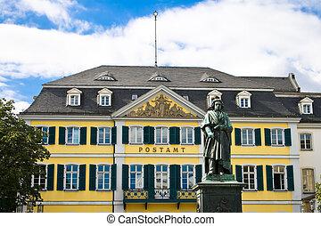 Ludwig van Beethoven Monument - Monument of Ludwig van...