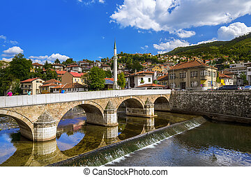 Old town Sarajevo - Bosnia and Herzegovina - architecture...