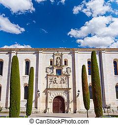 Burgos Cardenal Lopez Mendoza building Spain - Burgos...