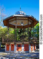 Burgos paseo espolon park in Castilla Spain - Burgos paseo...