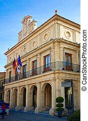 Ayuntamiento de Leon city hall Castilla Spain - Ayuntamiento...