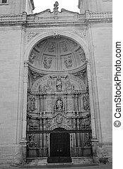 Logrono Cathedral of Santa Maria la Redonda