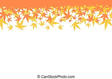 Maple Leaf - Vector illustration