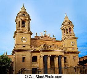 Pamplona Navarra Santa Maria Real Cathedral