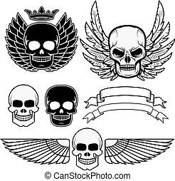 biker logos.eps