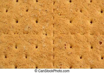 Graham cracker background - A graham cracker background...