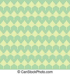 abstract leaf pattern design