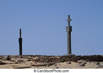 Cape Cross in Namibia