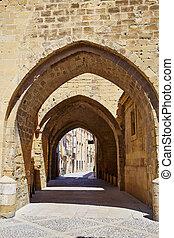 way of Saint James by Santo Domingo de Calzada - The way of...
