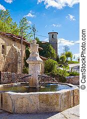 Villambistia in Saint James Way by Castilla Burgos
