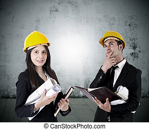 architects construction industry