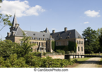 Castle Twickel - Castle twickel in the Netherlands was built...