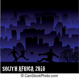 football south africa 2010