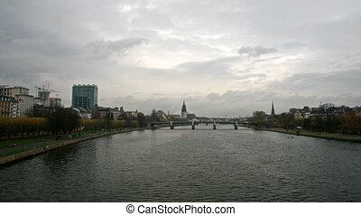 Frankfurt - Time lapse