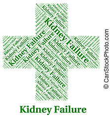 Kidney Failure Shows Lack Of Success And Affliction - Kidney...