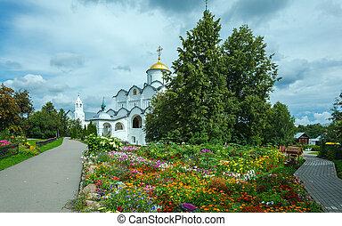 Pokrovsky Monastery, Convent of the Intercession, Suzdal,...