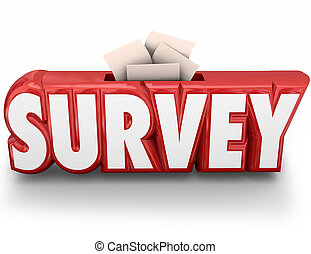 Survey 3d Word Answer Submission Response Feedback - Survey...