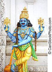 Lord Vishnu - Statue of Lord Vishnu ,Hindu god