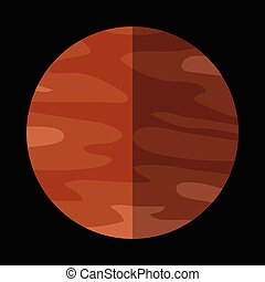 Saturn planet sign