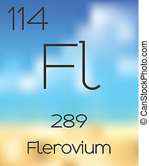Periodic Table of the Elements Flerovium - The Periodic...