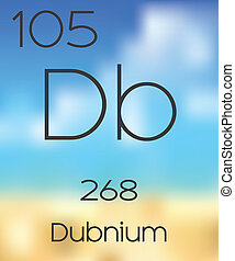 Periodic Table of the Elements Dubnium - The Periodic Table...