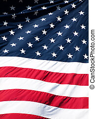 American flag background - American flag waving with the...
