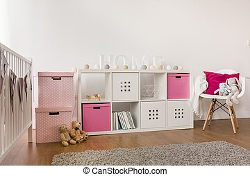 Kids storage furniture - Picture of modern kids storage...