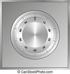lock - combination lock