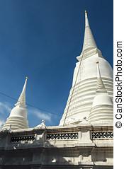 pagoda,  Bangkok, templo, Tailandia