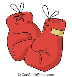 Boxing Gloves - An image of a pair of boxing gloves.