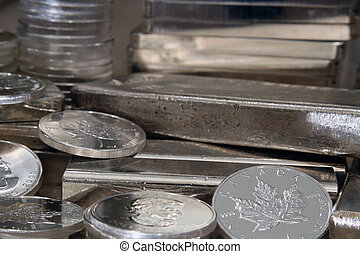 Canadian Maple Silver Coin - Canadian Maple Leaf Silver...