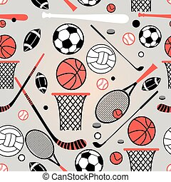 Sporting goods Illustrations and Clipart. 4,239 Sporting ...