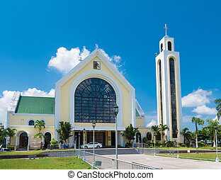 philippine church - Our lady of penafrancia church in naga...